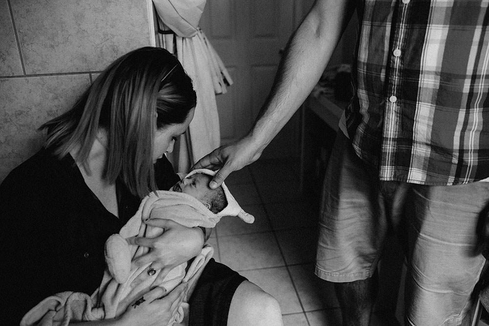 Sudbury Newborn Photography