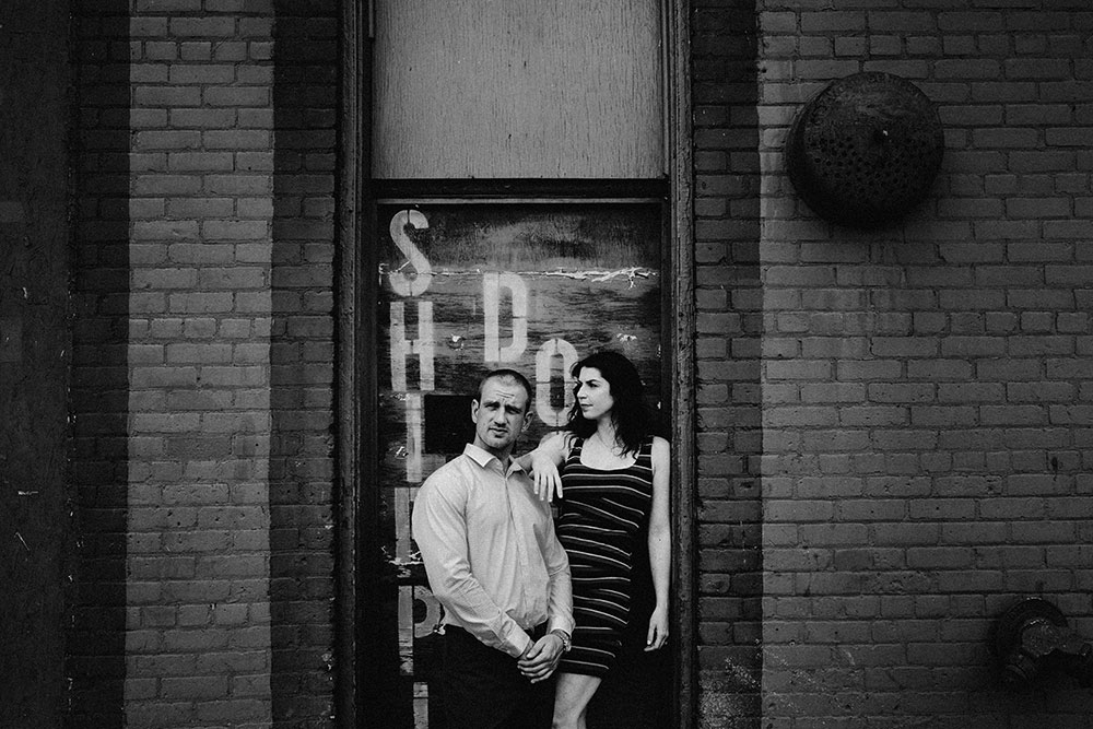 Sudbury Engagement Photography