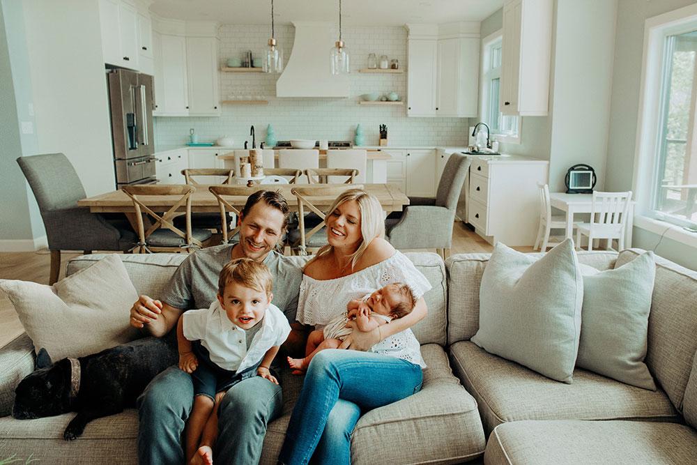 Sudbury Family Portrait
