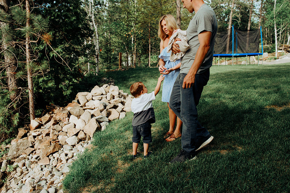 Sudbury Family Portrait Andrew Desjardins