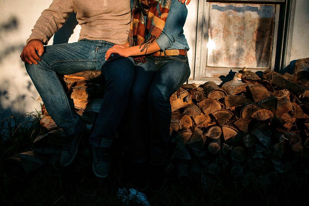 Sudbury Engagement Photography