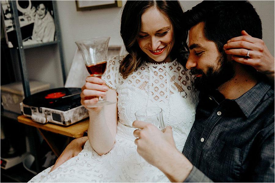 Hamilton Engagement Photography