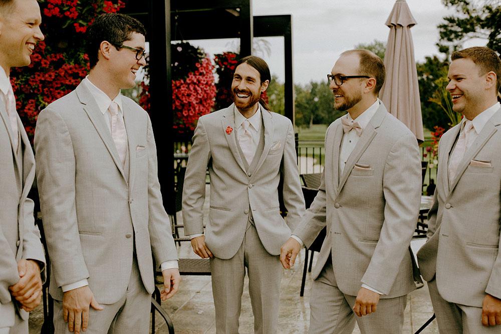 idylwylde wedding party
