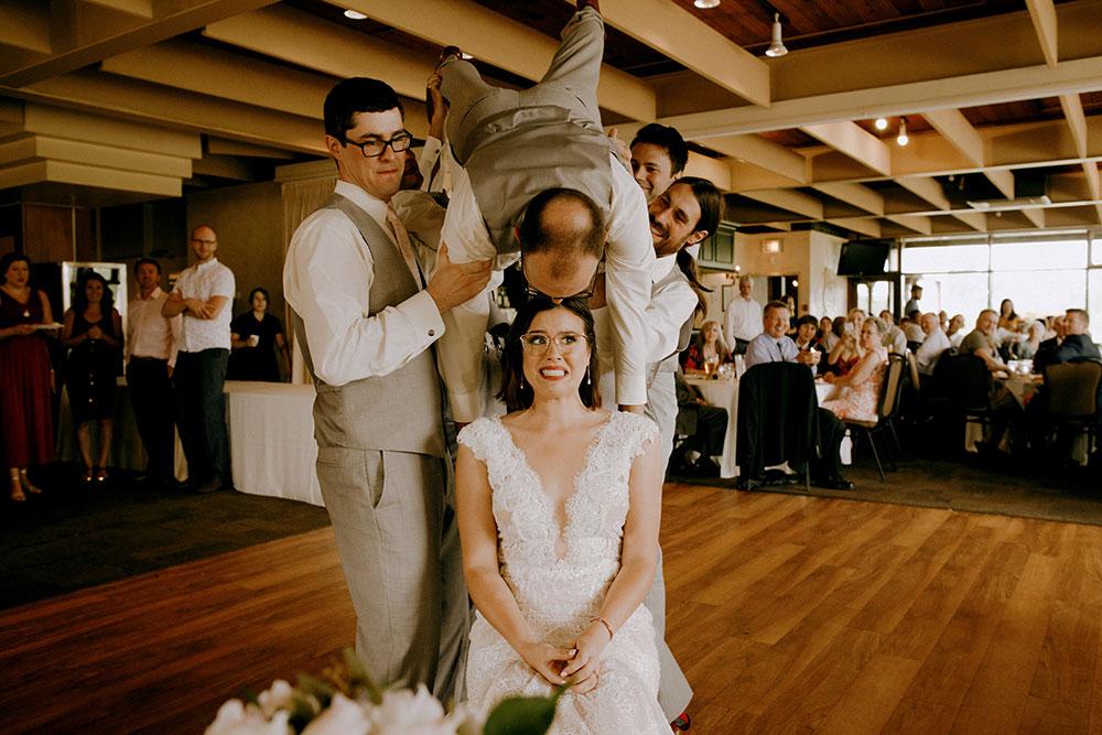idylwylde wedding reception