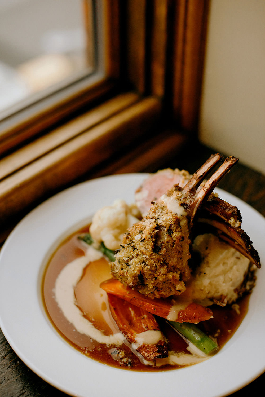Paris Ontario Wedding food photography