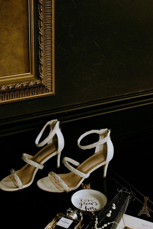 Paris Ontario Wedding Detail Photo