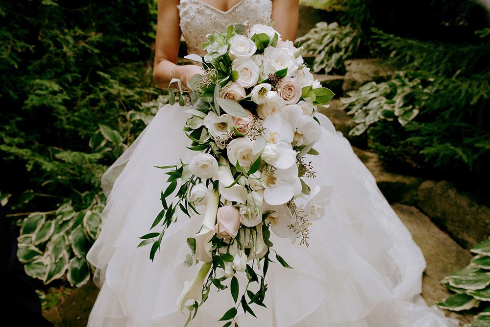 Paris Ontario Wedding bouquet