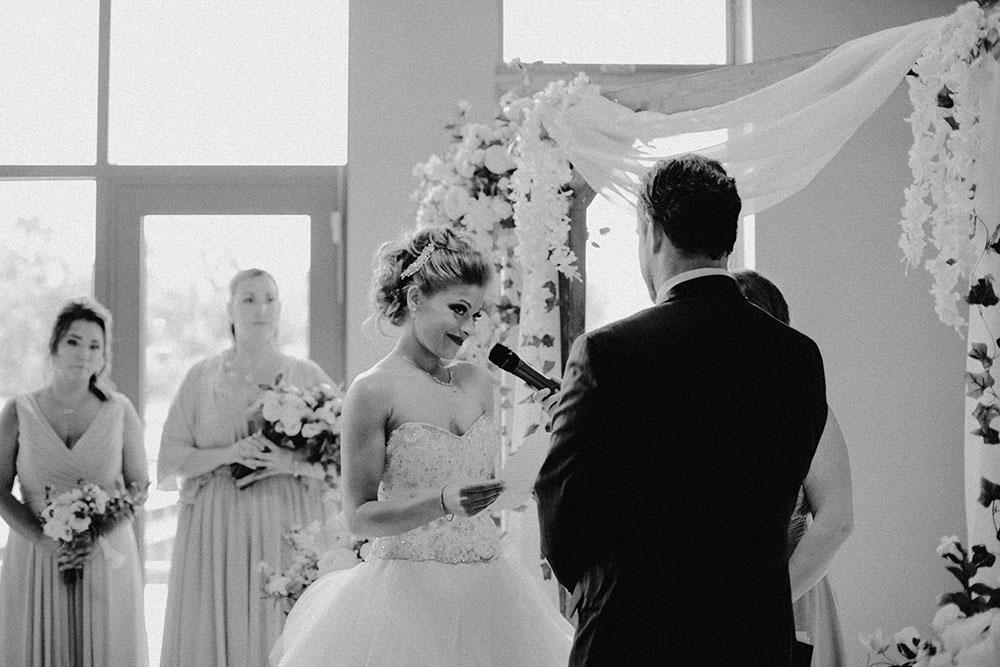 Paris Ontario Wedding ceremony