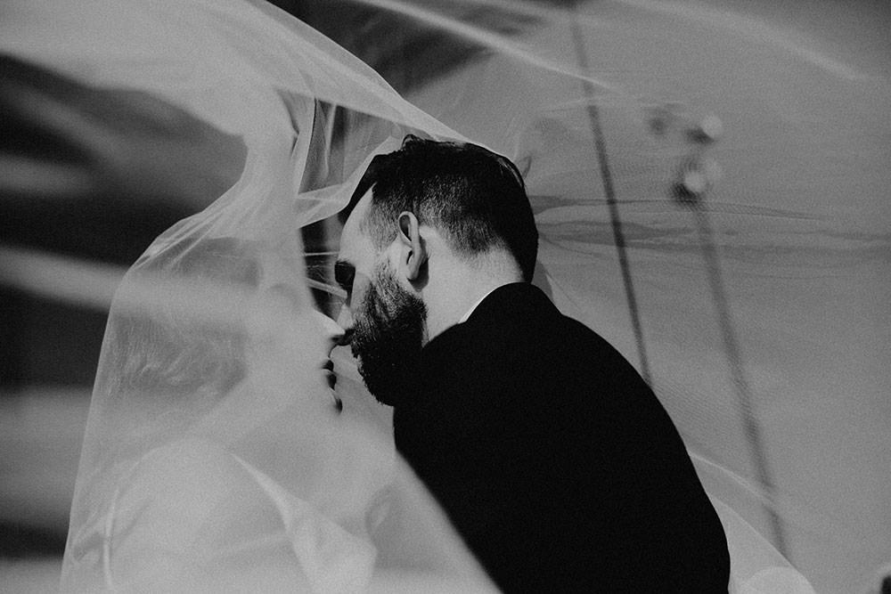 vaughan bride and groom