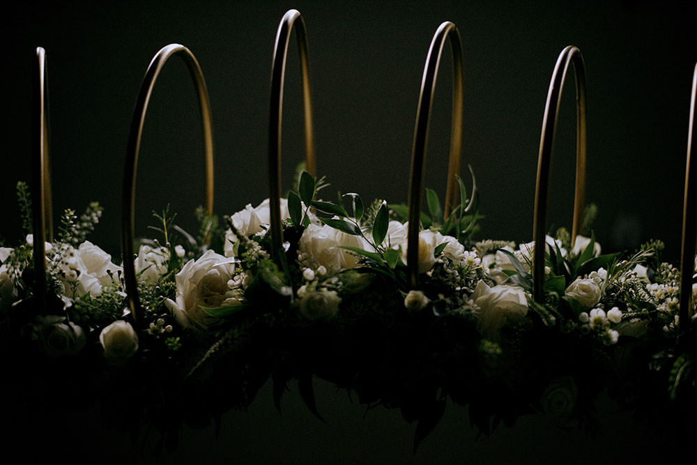 bridal party flowers vaughan wedding