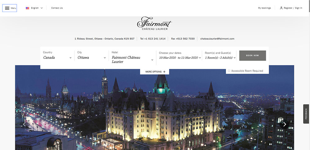FAIRMONT_CHATEAU_LAURIER_OTTAWA_Wedding_venue
