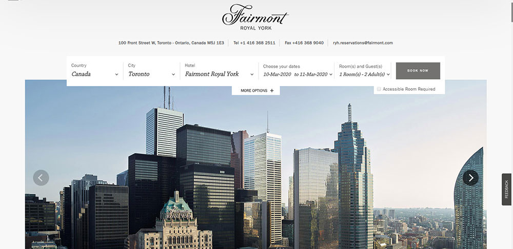 FAIRMONT_ROYAL_YORK_TORONTO_WEDDING_VENUE