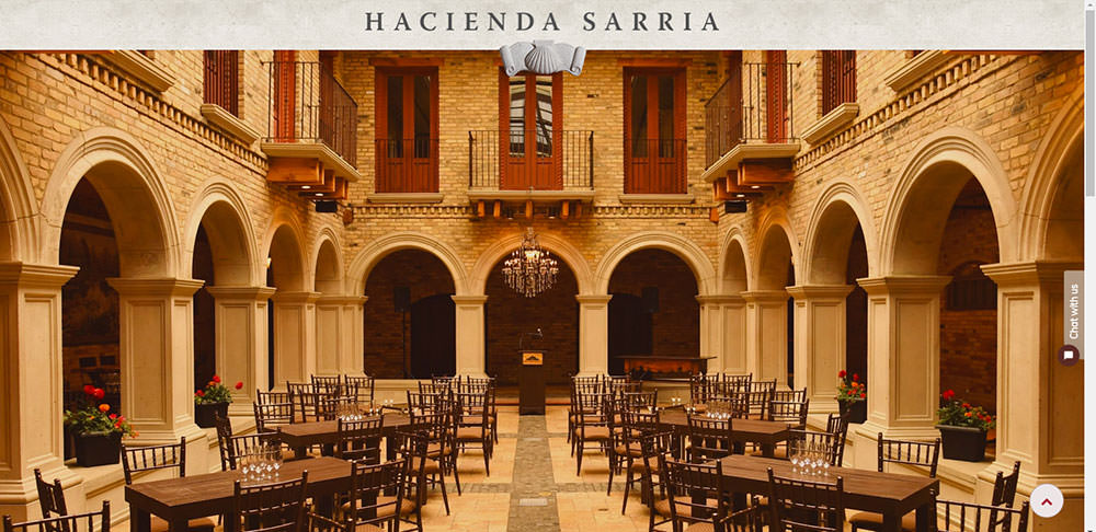 Hacienda Sarria Kitchener Wedding Venue