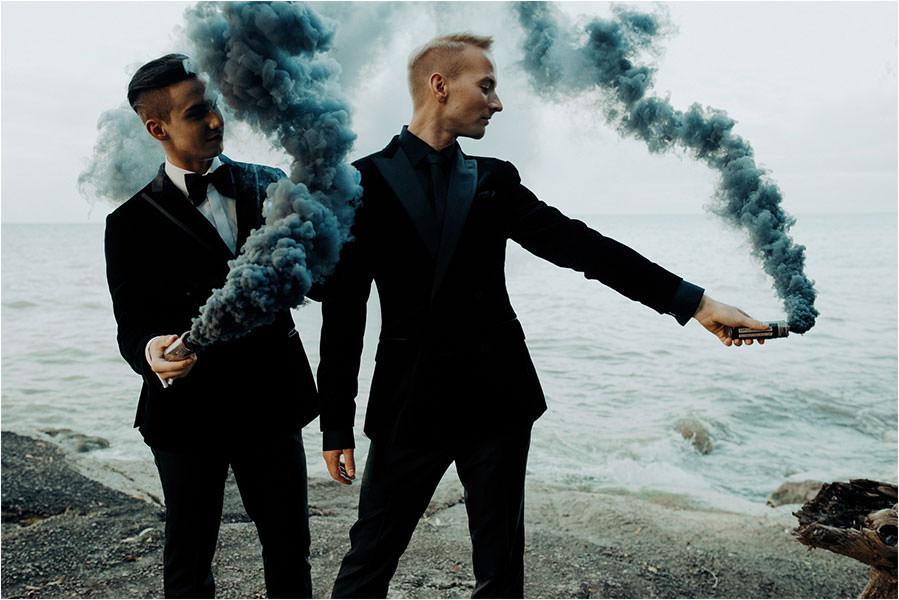 derek paquette same sex wedding photographer ontario