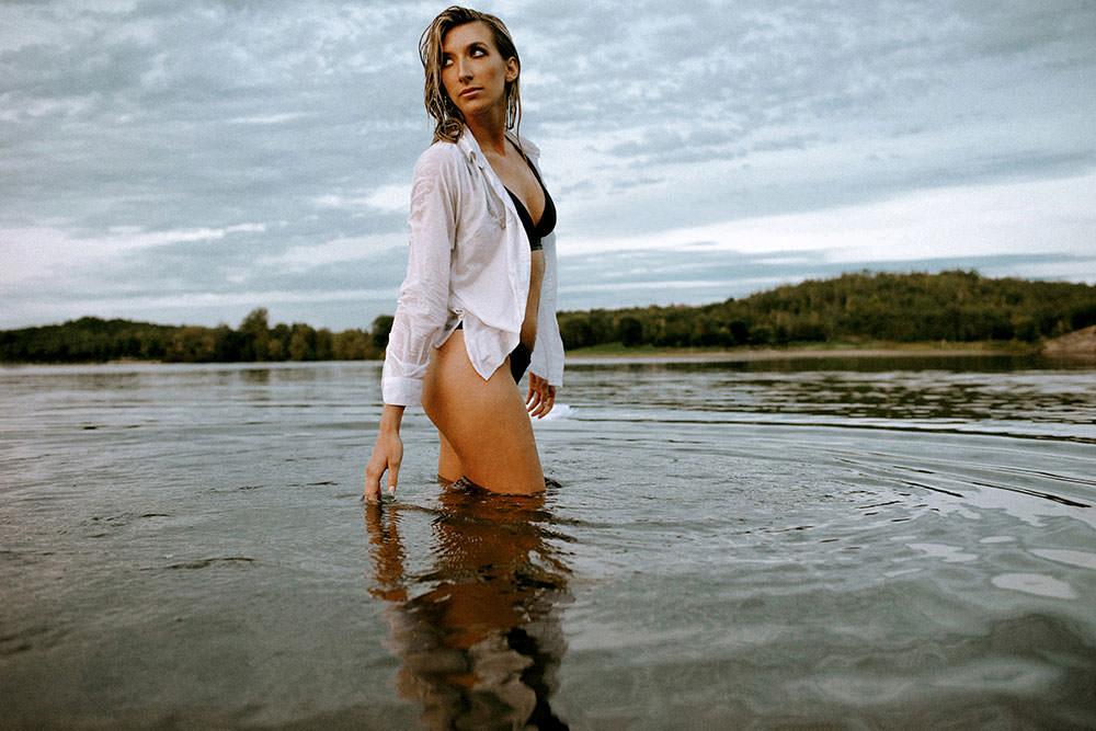 swimsuit portrait photography sudbury ontario